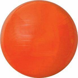 Bola de Pilates Laranja 45 cm Acte