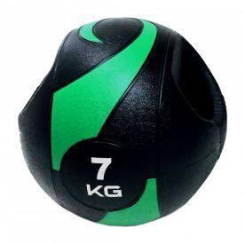 Medicine Ball Com Pegada 7 kg Liveup