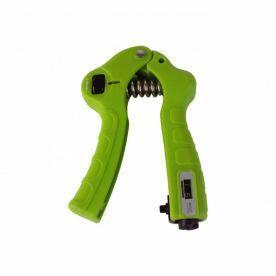 HAND GRIP AJUSTÁVEL COM CONTADOR 10 a 30 kg verde LIVEUP