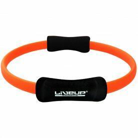 Anel de Pilates Laranja Liveup