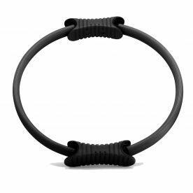 Anel de Pilates Yoga Preto Rope Store Premium