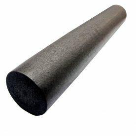 Rolo de Massagem foam Roller em espuma - 90x15cm Cinza Rope Store