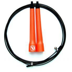 Corda de Pular Aço Speed Rope Laranja Liveup
