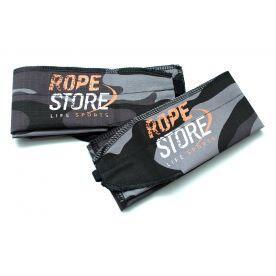Munhequeira Wrist Wrap Camuflado Rope Store (Par)