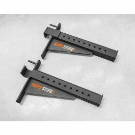 Suporte de segurança Safaty Arms Rope Store (par)