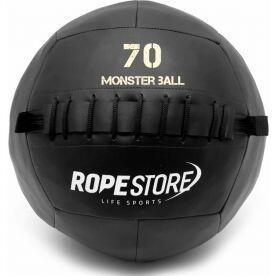 Bola Monster Ball 70 Libras Preto Rope Store