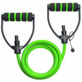 Extensor Elástico Ajustável 1 Via Tensão Leve RS01 Verde Rope Store