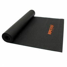Tapete para Yoga, Pilates em EVA Impermeável Preto Rope Store